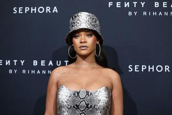 Rihanna Confirms Her Next Album Will Arrive In 2019