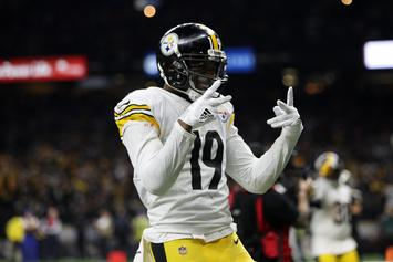 JuJu Smith-Schuster Blaming Himself For Latest Steelers Loss