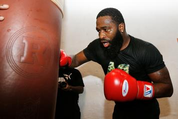 Adrien Broner Sued For Not Paying His Jeweler