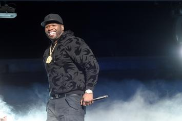 50 Cent Trolls Adrian Broner For Christmas