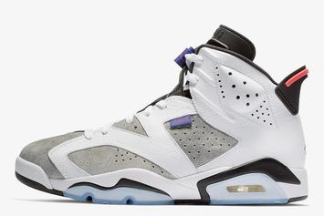"Air Jordan 6 ""Flint"" Official Images And Release Date"