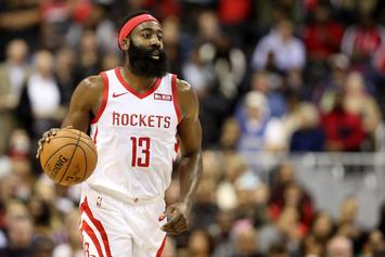 James Harden Took 70 Kids On A Shopping Spree At Target