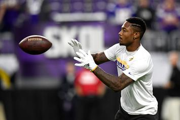 Stefon Diggs Surprises Mom With New Benz For Christmas: Video