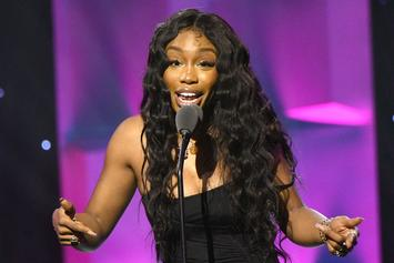 "SZA Blasted For ""Horrible"" Singing After Aretha Franklin Tribute Announcement"