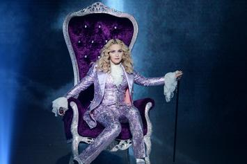 Madonna's NYE Performance Overshadowed By Butt Implant Rumours
