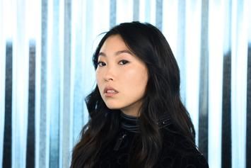 "Awkwafina In Talks To Join Cast Of ""Jumanji 2"""
