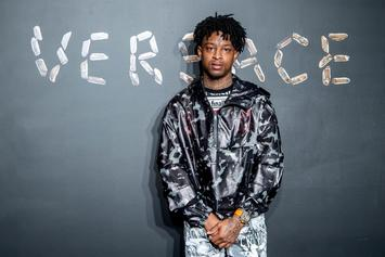 "21 Savage's ""Motel 21"" Explored In Behind-The-Scenes Footage"