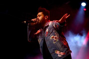 "The Weeknd Returns To The Studio Following Endless ""Chapter VI"" Teases"