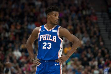 """Jimmy Butler """"Aggressively Challenged"""" Sixers Coach About His Role In The Offense"""