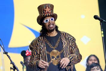 Bootsy Collins Retires From Performing Live To Focus On Mentoring Young Artists