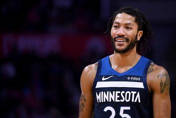 "Derrick Rose Issues Apology For ""Kill Yourself"" Comments"