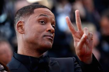 """Will Smith Crashes Martin Lawrence's Office During """"Day One"""" Of """"Bad Boys 3"""""""