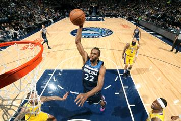 """Andrew Wiggins Apologizes For """"Gay"""" Comment"""