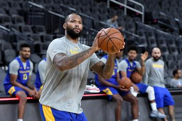 DeMarcus Cousins Could Return As Soon As Jan. 18 According To Steve Kerr