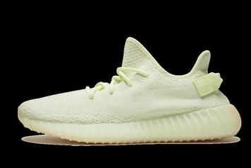 """Adidas YEEZY BOOST 350 V2 """"Butter"""" Is Re-Releasing On Friday"""