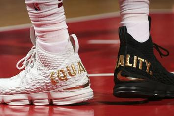 "Nike Lebron 16 ""Equality"" New Look"