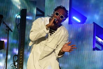 """Future Says """"The WIZRD"""" Is The Final Album In His Record Deal"""