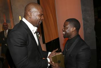 "Terry Crews' Advice To Kevin Hart: ""Acknowledge the Pain of Other People"""