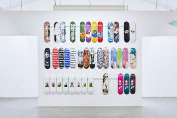 Full Supreme Skateboard Collection Hits Auction: Estimated At $1 Million