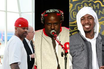 """Funk Flex Questions Dame Dash & Nick Cannon's """"Snitchy Ways"""""""