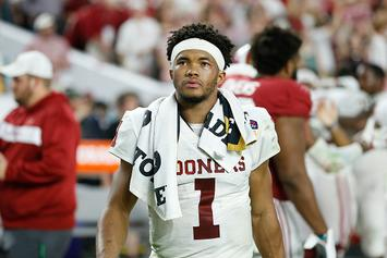 "Kyler Murray Wants ""Big Time Money"" From A's Or He'll Enter NFL Draft"