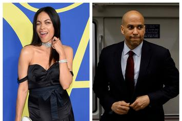 Rosario Dawson & Cory Booker Dating Rumours Lead To One Question