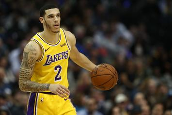 Lonzo Ball Explains How He Hopes To Lead Lakers In LeBron James' Absence