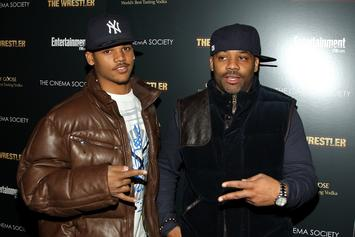 """Dame Dash & His Son Boogie Beef On 'Growing Up Hip Hop': """"I Don't Want You To Die"""""""