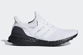 "Adidas UltraBoost ""White/Black"" To Release Soon"