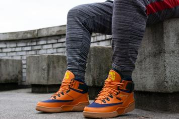 Ewing Athletics Introduces Trio Of Winter-Ready Retros