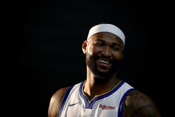 """DeMarcus Cousins On Warriors: """"We're The Most Hated Team In Sports"""""""