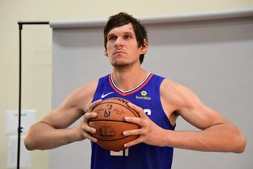 "Clippers' Boban Marjanovic Appears In ""John Wick 3"" Fight Scene: Trailer"