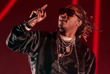 """Future Dyes His Hair Gray Ahead Of """"The WIZRD"""" Release"""