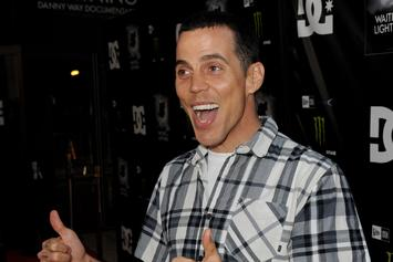 Steve-O Recounts Snorting Coke Mixed With HIV-Positive Blood