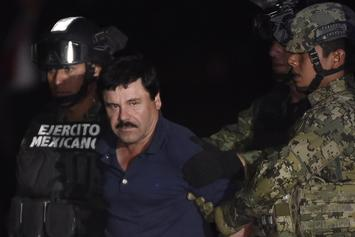 El Chapo's Former Side Piece Says They Evaded Capture In A Naked Sewer-Run