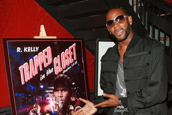 "R. Kelly Returns To Billboard Charts After ""Surviving R. Kelly"" Airs"