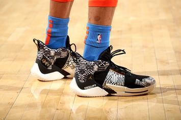 "Russell Westbrook Debuts ""Equality"" Jordan Why Not Zer0.2 For MLK Day"