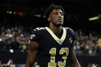 Saints' Michael Thomas Calls For Reversal Of NFC Championship Outcome