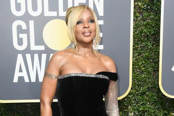 "Mary J Blige Glows In Birthday Bikini: ""Living My Best F*ckin Life"""
