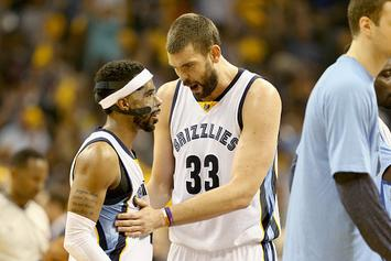 Memphis Grizzlies Ready To Trade Mike Conley, Marc Gasol: Report
