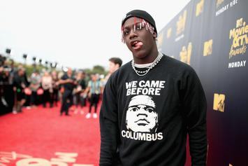 Lil Yachty Reminds Fans To Check On Their Mental Health