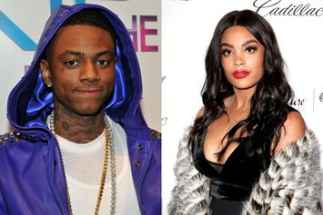 "Soulja Boy Spits Game At Mehgan James: ""You Balenciaga Beautiful"""