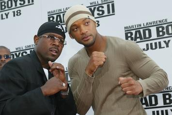 "Will Smith Recreates ""The Whisper Song"" For More ""Bad Boys 3"" Promo"