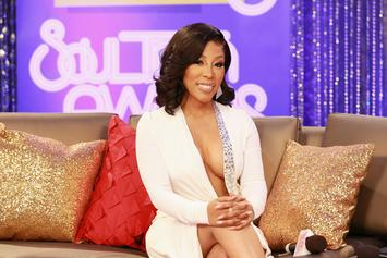"""K. Michelle Claps Back At Fan Who Says She's Not """"All Natural"""""""