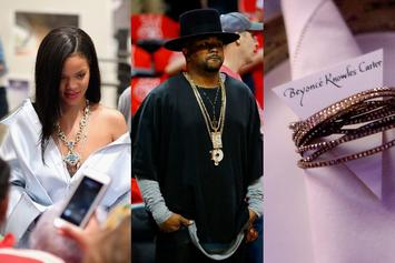 "The-Dream Says Rihanna's Album Is ""About Done,"" & Beyonce Is Keeping Busy Too"