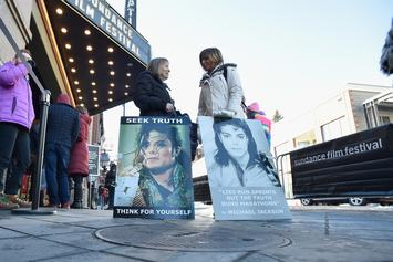 """Michael Jackson Accusers Speak Up During """"Leaving Neverland"""" Q&A"""
