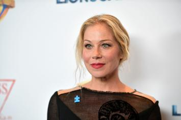 Christina Applegate Appears In M&M's Super Bowl Ad As An Angry Driver