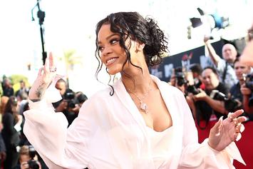 "Rihanna Celebrates ""ANTI"" Anniversary & Music As Her ""Gateway Drug"" To Creativity"