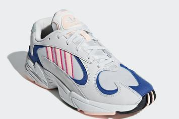 Adidas Yung-1 To Return In March With Blue And Pink Colorway