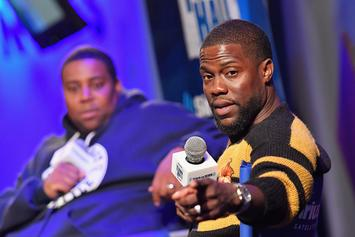 Kevin Hart Gets Slammed For Commenting On Jussie Smollett's Hospitalization